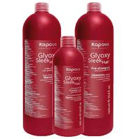 """Выпрямление волос  """"Glyoxy Sleek Hair"""""""