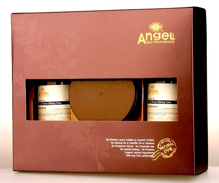 Набор с экстрактом Бессмертника Angel Provence