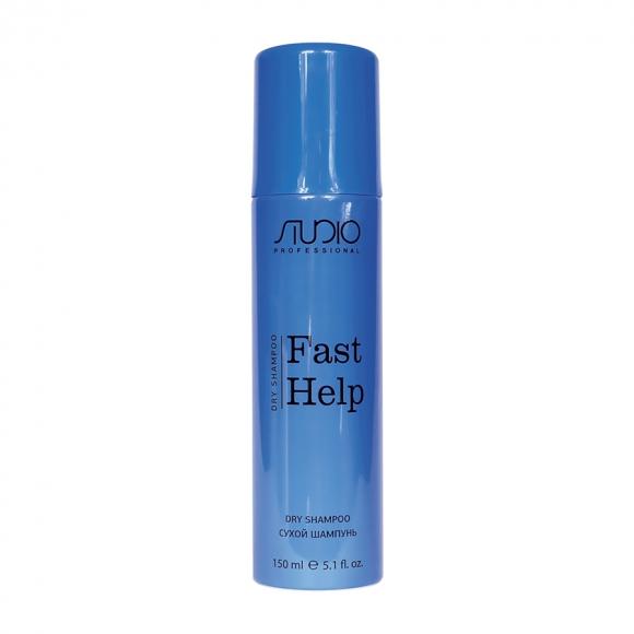Сухой шампунь для волос «Fast Help»  Kapous