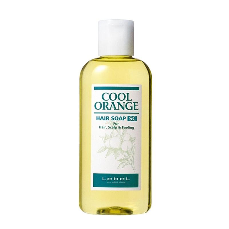 Шампунь Cуперхолодный апельсин Lebel Cool Orange SC