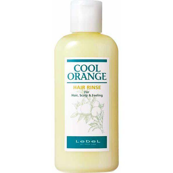 Бальзам-ополаскиватель для волос Холодный Апельсин Lebel Cool Orange 200 мл