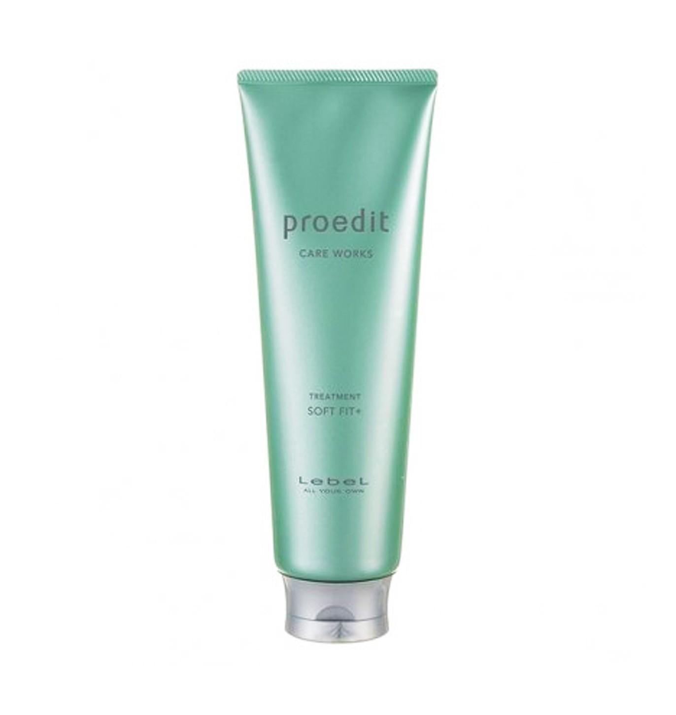 Маска для жестких и непослушных волос Lebel Proedit Soft Fit 250 мл