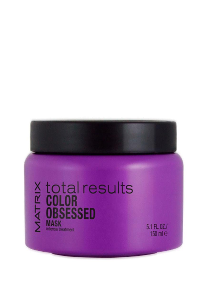 Маска для окрашенных волос Matrix Total Results Color Obsessed