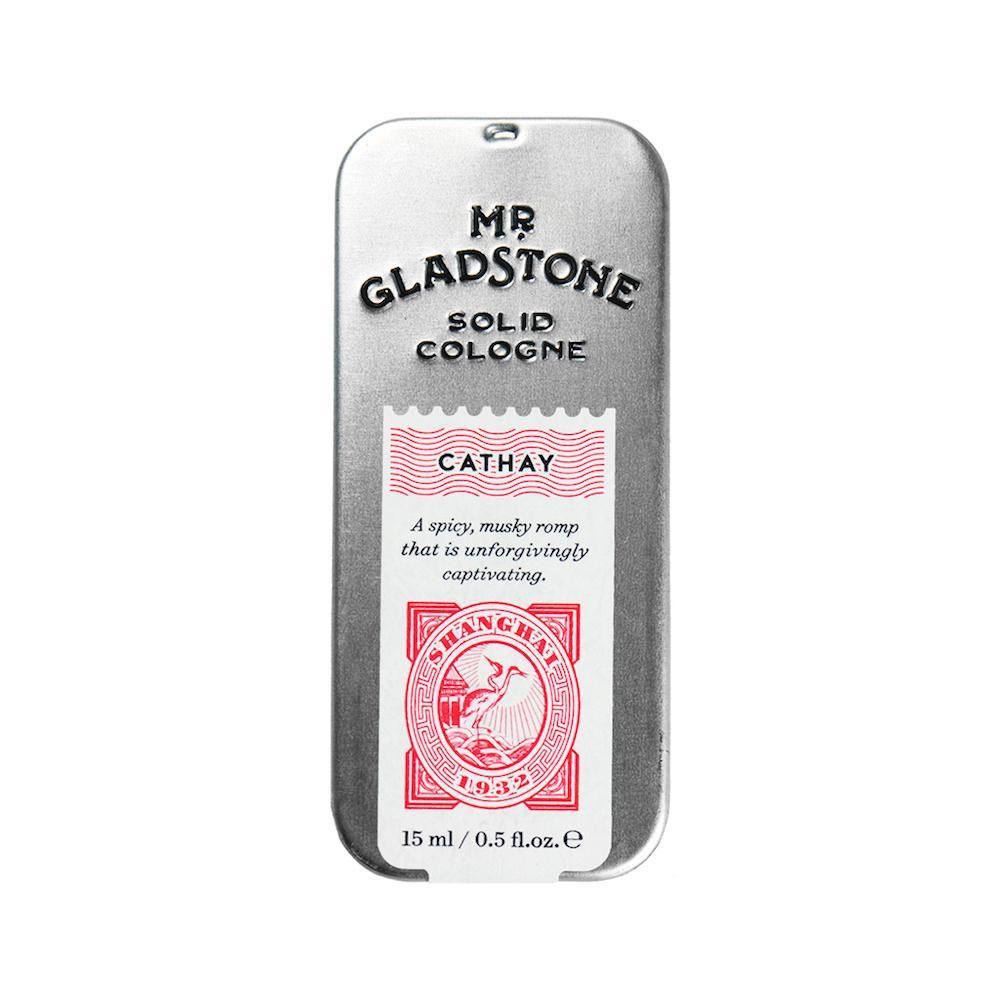 Твердый одеколон Mr. Gladstone, Cathay, 15 мл