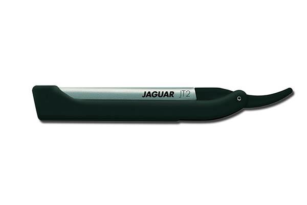 Бритва безопасная Jaguar JT2 Black черная с лезвием 39,4мм
