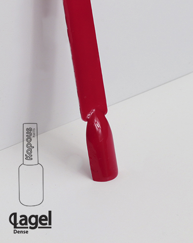 1823 Клюква в сахаре, гель-лак Kapous «Lagel Dense» 8 мл