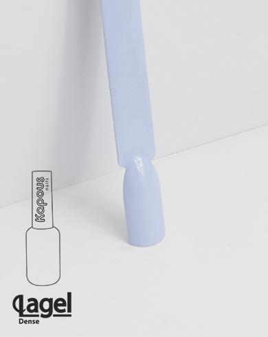 1746 Голубоглазая красотка, гель-лак Kapous «Lagel Dense» 8 мл