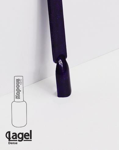 1835 Спелый инжир, гель-лак Kapous «Lagel Dense» 8 мл