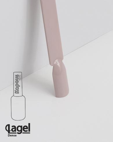 1780 Нюдовый макияж, гель-лак Kapous «Lagel Dense» 8 мл
