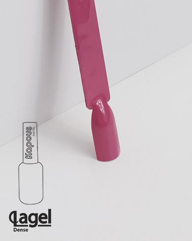 1803 Тонкие шпильки, гель-лак Kapous «Lagel Dense» 8 мл