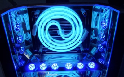 Гибридная лампа (12W CCFL + 24W LED) 36W_1