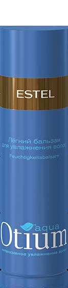 Легкий бальзам для увлажнения волос Estel Otium Aqua