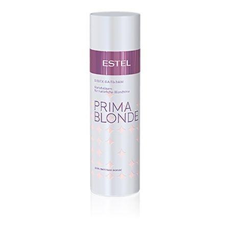 Блеск-бальзам для светлых волос Estel Prima Blonde