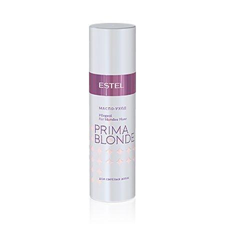 Масло-уход для здоровья светлых волос Estel Prima Blonde