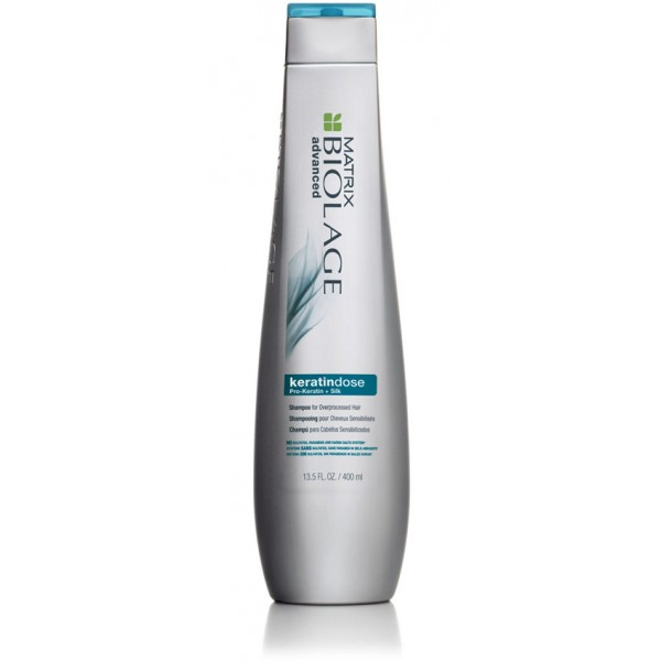 Шампунь для сильно поврежденных волос Matrix Biolage Keratindose