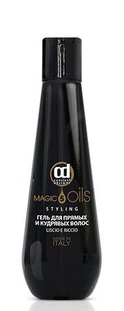 """Гель для создания эффекта прямых или кудрявых волос """"5 Magic Oil"""" Constant Delight"""