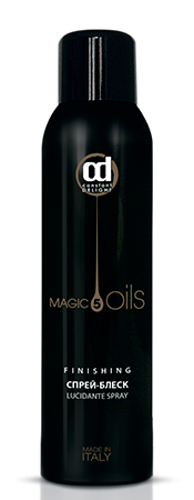 "Спрей-блеск без газа ""5 Magic Oil"" Constant Delight"