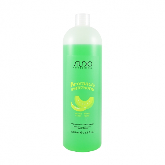 Шампунь для всех типов волос «Банан и дыня» Kapous