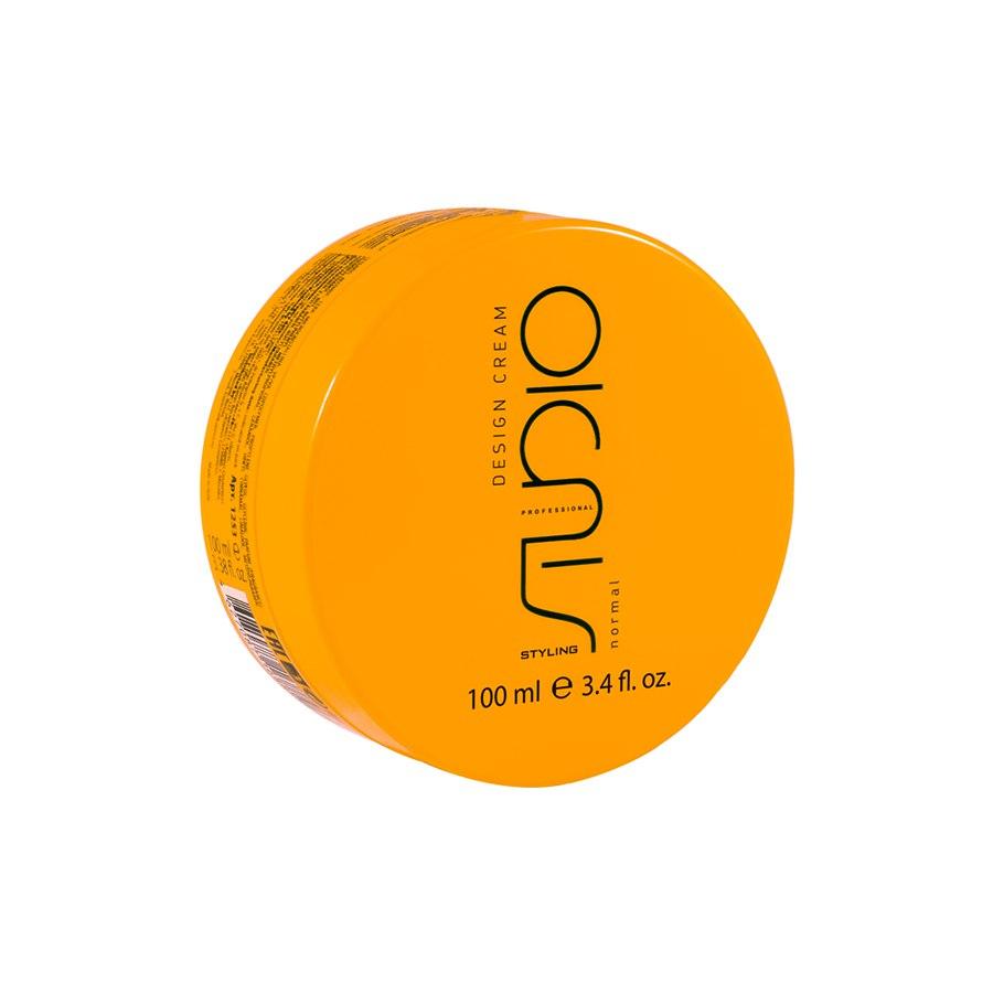 Моделирующие сливки для укладки волос нормальной фиксации «Design Cream» Kapous