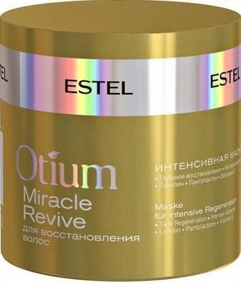 Интенсивная маска для восстановления волос Estel OTIUM Miracle Revive_0