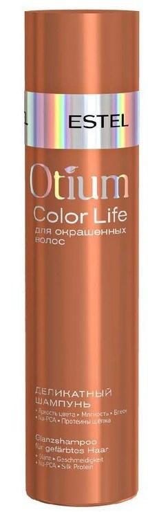 Шампунь для окрашенных волос Estel OTIUM Color Life