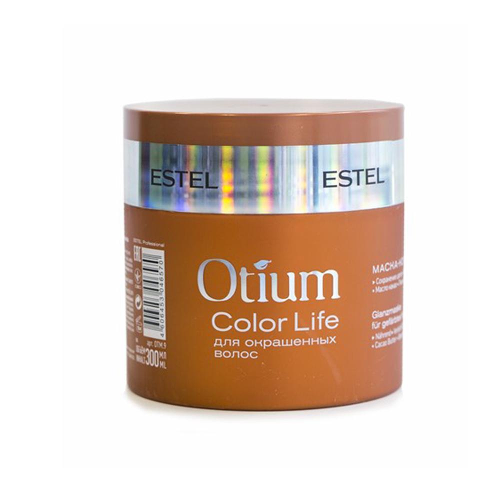 Маска-коктель для окрашенных волос  Estel OTIUM Color Life