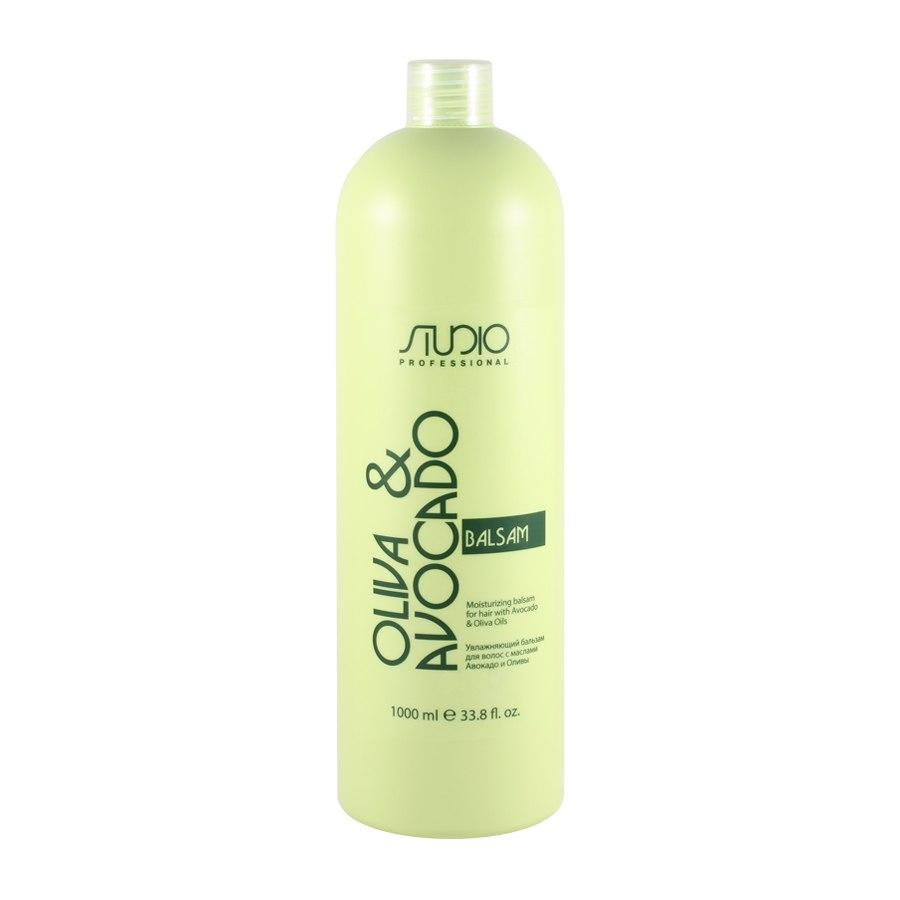 Бальзам увлажняющий для волос с маслом Авокадо и Оливы Kapous