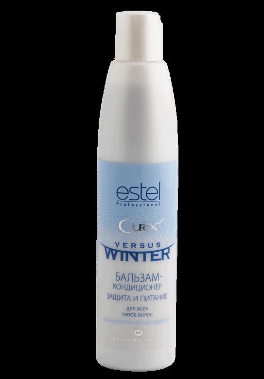 Бальзам для волос «Защита и питание» Estel Curex