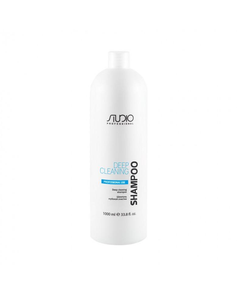 Шампунь глубокой очистки для всех типов волос Kapous Studio