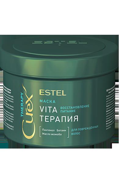 Маска для поврежденных волос Estel Curex