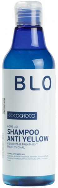 Шампунь для блондированных волос  Cocochoco Blonde