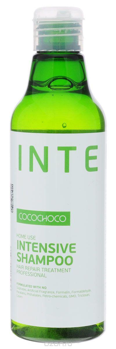 Шампунь для увлажнения волос Cocochoco Intensive