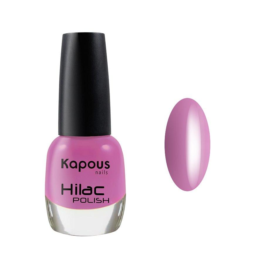2007 вдохновленные цветом, лак для ногтей «Hilac» Kapous, 12 мл