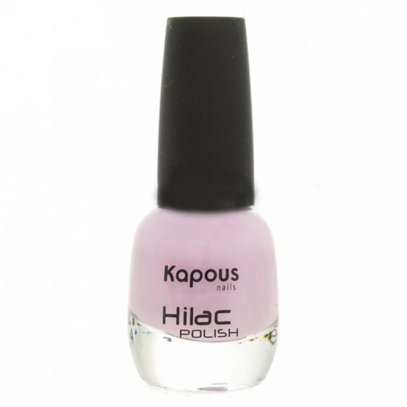 2151 розовый попугай, лак для ногтей «Hilac», Kapous, 12 мл