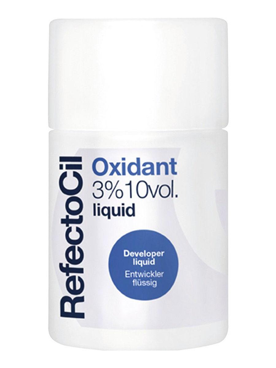 Окислитель жидкий 3% RefectoCil, 100 мл